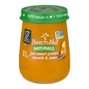 Beech-Nut Naturals Just Sweet Potato, Squash & Peas Stage 3, 120ml