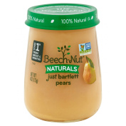 Beech-Nut Stage 1 Naturals Just Bartlett Pears, 120ml