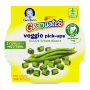 Gerber Veggie Pick-Ups Diced Green Beans Toddler, 130ml