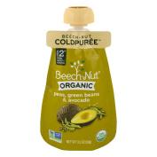 Beech-Nut Organic Stage 2 Peas, Green Beans & Avocado, 100ml