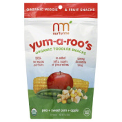 NurturMe Yum-a-roos Pea, Sweet Corn, Apple Snacks, 30ml