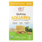 NurturMe Cheddar and Broccoli Quinoa Squares, 50ml