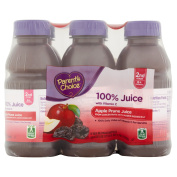 Parent's Choice Apple Prune Juice, 1770ml, 6-pack