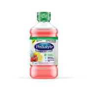 Pedialyte AdvancedCare Electrolyte Solution with PreActiv Prebiotics, Electrolyte Drink, Strawberry Lemonade, 1040ml