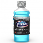 Pedialyte AdvancedCare Plus Electrolyte Solution with PreActiv Prebiotics, Electrolyte Drink, Berry Frost, 1040ml