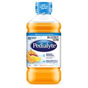 Pedialyte Electrolyte Solution, Electrolyte Drink, Mixed Fruit, Liquid, 1040ml