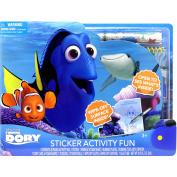 Finding Dory Sticker Activity Fun