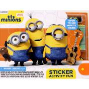 Minions Sticker Activity Fun