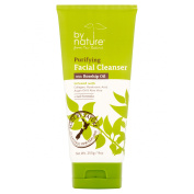 By Nature Purifying Facial Cleanser with Rosehip Oil, 270ml