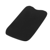 Unique Bargains Buffalo Horn 10cm Traditional Acupuncture Gua Sha Massage Board Beauty Tool