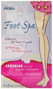 Andrea Foot Spa Jelly Soak, Soothing, Lavender & Chamomile, 15ml
