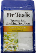 Dr Teal's Epsom Salt Soaking Solution, Comfort & Calm with Chamomile 1420ml