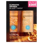 L'Oréal Paris Advanced Haircare Extraordinary Oil Shampoo & Conditioner