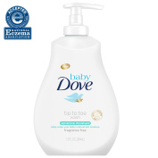 Baby Dove Sensitive Moisture Tip to Toe Wash, 380ml