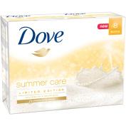 Dove Summer Care Beauty Bar, 120ml, 8 Bar