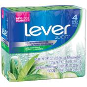 Lever 2000 Aloe & Cucumber Bar Soap, 90ml, 4 Bar
