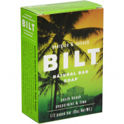 BILT Bar Soap South Beach Peppermint and Lime, 240ml