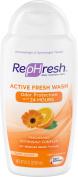 Rephresh Active Fresh Wash Freshening Botanical Complex, Lightly Scented 250ml