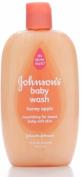 JOHNSON'S Baby Wash, Honey Apple 440ml