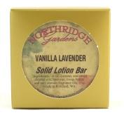 Northridge Gardens Vanilla Lavender Solid Lotion Bar 30ml