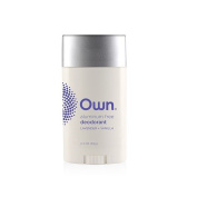 Own Beauty Deodorant, Lavender And Vanilla, 70ml