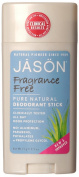 Jason Fragrance Free Deodorant Stick 70ml