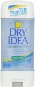 2 Pack - Dry Idea Advanced Dry Unscented Antiperspirant & Deodorant Clear Gel 90ml