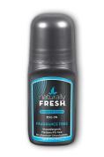 Men's Deodorant Frangrance Free Naturally Fresh 90ml Roll-on