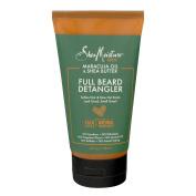 Shea Moisture Men Full Beard Detangler Marajuca Oil & Shea Butter, 120ml