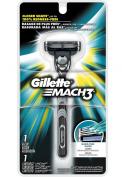 Gillette MACH3 HD Razor & Cartridge 1 ea