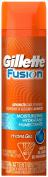 Gillette Fusion HydraGel Shave Gel Moisturising 210ml
