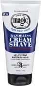 Magic Shave Razorless Cream Shave, Light Fresh Scent, Regular Strength 180ml