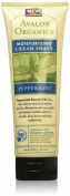 Avalon OrganicsMoisturizing Cream Shave, Peppermint 240ml