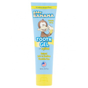 Baby Banana Strawberry Banana Flavour Tooth Gel, 60ml
