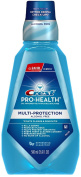 Crest Pro-Health Multi-Protection Mouthwash, Refreshing Clean Mint 500ml