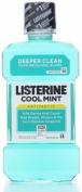 Listerine Antiseptic Mouthwash, Cool Mint 250 mL