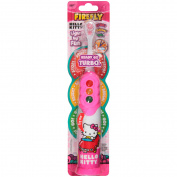 Firefly Hello Kitty Ready To Go Turbo™ Toothbrush, Soft