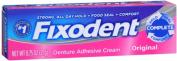 Fixodent Denture Adhesive Cream Original 20ml
