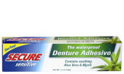 Secure Sensitive Denture Adhesive, 40ml