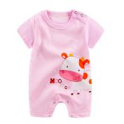 Baby Clothes Newborn Infant Boy Girl Cartoon Romper Cute Jumpsuit Climbing Clothes