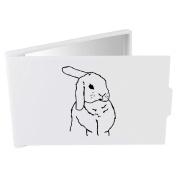 'Cute Rabbit' Compact / Travel / Pocket Makeup Mirror