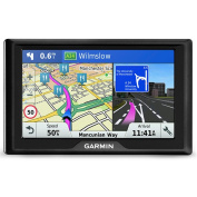 Garmin Drive 51LMT-S 13cm Sat Nav with Lifetime Map Updates for UK, Ireland and Western Europe and Free Live Traffic