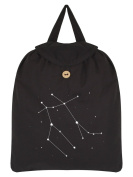 Written In The Stars Black Festival Backpack35x41cm