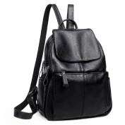 UTO Fashion Shoulder Bag Rucksack PU Leather Women Girls Ladies Backpack School Travel bag