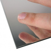 A4 Acrylic Mirror Mirrored ACRYLIC PERSPEX PLEXIGLAS PLASTIC Sheet A4
