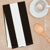 Linen Tablecloth Stripes Kitchen Towel
