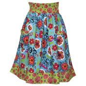 ASD Living Shabby Elegance Scarlet Evening Full Skirt Apron