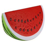 Biging 1 Pieces Jumbo Watermelon Squishy 15cm Fruit Scented Bread Squeeze Toy Gift