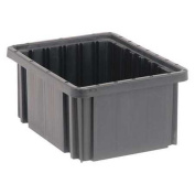 QUANTUM STORAGE SYSTEMS DG91050CO ESD Divider Box, 10-7/8x 8-0.6cm x 13cm , Black