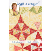 Quilt In A Day Kaleidoscope 2 Quilt Ptrn